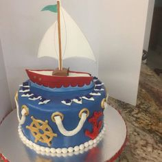 Sailing  on Cake Central