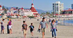 San Diego em abril #viagem #california