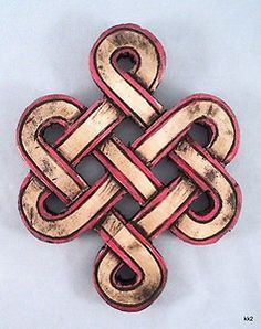tibetan endless knot - Google Search