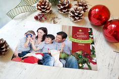 Photo Christmas Cards Christmas Greeting Card by WolcottDesigns  #christmascards