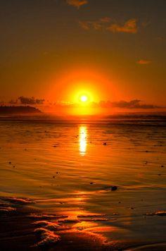 Cobden Beach New Zealand