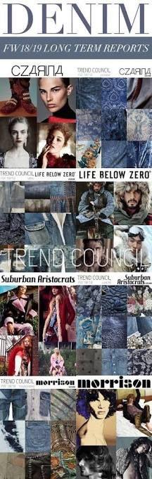 Resultado de imagen para trend council f/w 18-19
