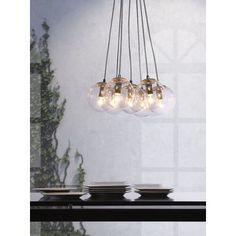 Keyworth 7-Bulb Cluster Pendant