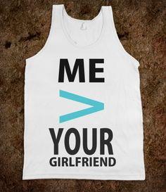 Me vs Your Girlfriend