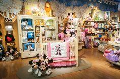 Disney Baby Store in Glendale, California