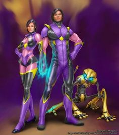 The Wonder Twins:Zan & Jayna of Exxor & Gleek_in the SuperFriends JusticeLeague & Ten Elements of the Dc Comics Heroes, Dc Comics Characters, Fun Comics, Dc Icons, Wonder Twins, Avengers Alliance, Comic Games, Young Justice, Tecno