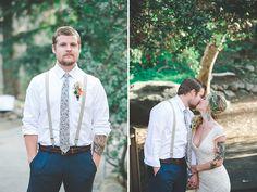 Folksy Bohemian Wedding Inspiration