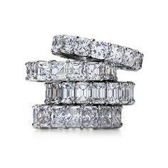 Eternity rings! #BlueNile