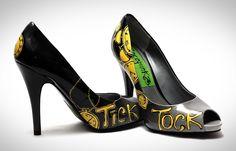 Zapatos de tacón personalizados