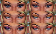 Basic eyeshadow set at Supertrapb0lous via Sims 4 Updates