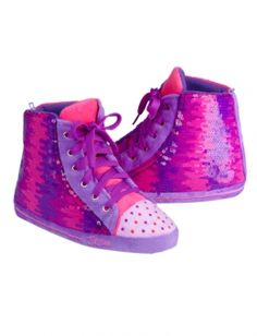 Justice shoes for girls | Gradient Sequin Sneaker Slippers | Girls Slippers Shoes | Shop Justice
