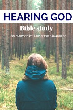 Does your heart desire to know God more intimately? Draw nearer to God with our Bible study: Hearing God. Draw nearer to God and He will draw near to you. Preview the Bible study with the Basic Kit before purchasing the Premium Kit! #biblestudiesforwomen