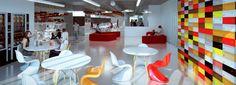 Vivero de empresas en el Papagayo. A Coruña. Díaz y Díaz / Coworking. Architecture. Office space design