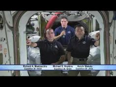 NASA and JAXA ISS Astronauts Congratulate 'Gravity' on Academy Awards