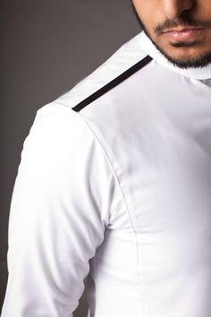 Designer Al Faizan /Chenille Thobe (Order Now) South African Fashion, Indian Men Fashion, Jubbah Men, Boys Kurta Design, Kurta Men, Kurta Style, Mens Kurta Designs, Trendy Mens Fashion, African Shirts