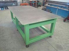 Welding table 2500 x 1300