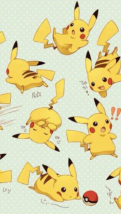 pikachu, pokemon, and wallpaper Pikachu Pikachu, Fotos Do Pikachu, Pikachu Mignon, Pokemon Legal, Pokemon Fan, Pokemon Pocket, Pokemon Fusion, Cute Pokemon Wallpaper, Cute Cartoon Wallpapers