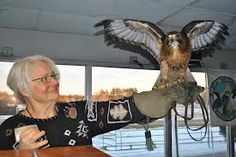 Women and Falconry