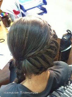Прическа Плетение прическа на каждый день Волосы фото 1