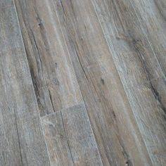 BerryAlloc 8MM Cracked River Oak V Groove Laminate Flooring