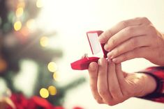 There's no better time to pop the question to your partner than the holidays. Here are three perfect holiday proposal ideas that are sure to get a 'yes'! Engagement Photos, Engagement Rings, Perfect Proposal, Love Your Life, Dream Ring, Couple Shoot, Marry Me, Interior Design Living Room, Wedding Blog