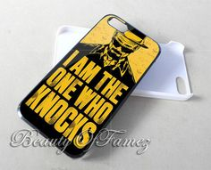Knocks Breaking Bad iPhone Case and Samsung Galaxy Case