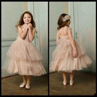flowegirls for a red and gold wedding - Google Search