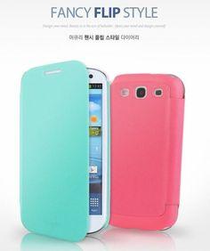 Mercury Fancy Flip Style Korean Cover