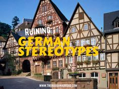 8 False German Stereotypes - The Russian AbroadThe Russian Abroad