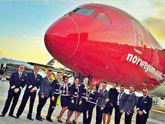 Norwegian: bases aux Etats-Unis, Airbus et Boeing