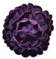 "Brosa ""Purple opulence"" - Meli Melo - Paris- Anna Karenina fw'12 collection"
