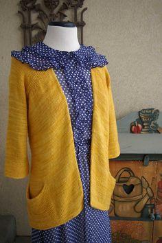 Great Ravelers / Ravelers magnifiques: Larisa – Knitted Art