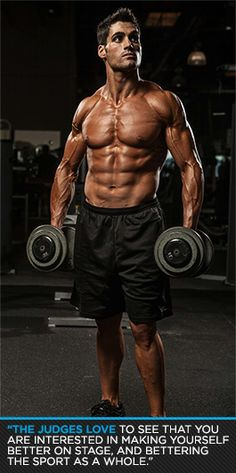 Mens Physique Contests: Preparation Advice From 3 Competitors - Vinny Russo - Bodybuilding.com