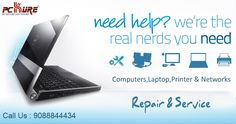 Are you facing problem on your Laptop, PC or Printer? www.pckure.com is the solution for all your needs.