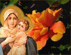 Η ωραιοτερη Προσευχη της Μανας για το παιδί της! Queen Of Heaven, Pray For Us, Blessed Mother, Mother Mary, Heaven On Earth, Roman Catholic, Pedi, Gods Love, Psalms