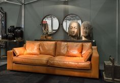 1000 Images About Bank En Stoelen On Pinterest Brown Leather Sofas Leather Sofas And Leather