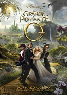 Watch Oz: The Great and Powerful 2013 Full Movie Online Free