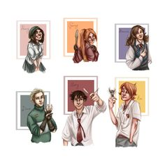 harry potter fan art. amazing.