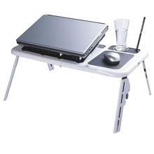 Mesa Para Notebook LD09 Portátil Dobrável 2 Coolers NB-202