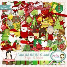 Collab Ho! Ho! Ho! É Natal! by Lu Arteira e Vika Matos