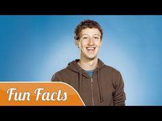 10 Fun Facts About Mark Zuckerberg - YouTube