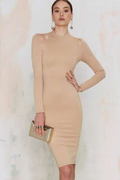 Rise of Dawn Royals Only Bodycon Dress   Shop Clothes at Nasty Gal!
