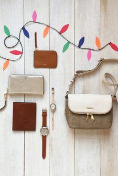 Merry (and bright) neutrals. Give the #gift that goes with everything..