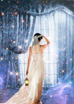 Prophetic Art Bride of Christ | Found on facebook.com