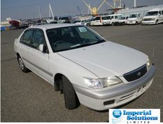 2001 Toyota Corona Premio Isl 12876 Imperial Solutions Is A Trading Company Aimed At Serving High Quality Vehicles At Toyota Corona Trading Company Imperial
