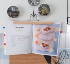 TRICK: Der Küchen-Hosenbügel (ohne Hose)