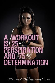 Ok for me it would be more like 100% perspiration..... but i like this anyways.