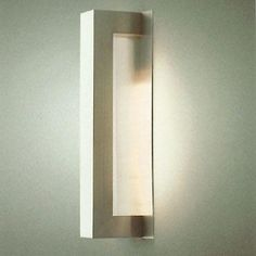 Chin Up Wall Sconce from Nessen Lighting