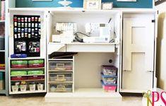Tu Organizas.: O armário que se transforma