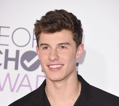 Shawn Mendes at the People's Choice Awards